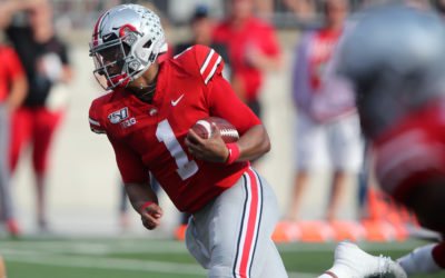 College Prospects: Justin Fields (QB Ohio State)